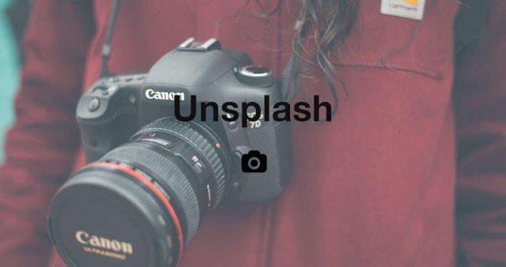 Unsplash Logo