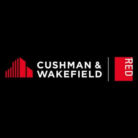RED |Cushman & Wakefeld Logo