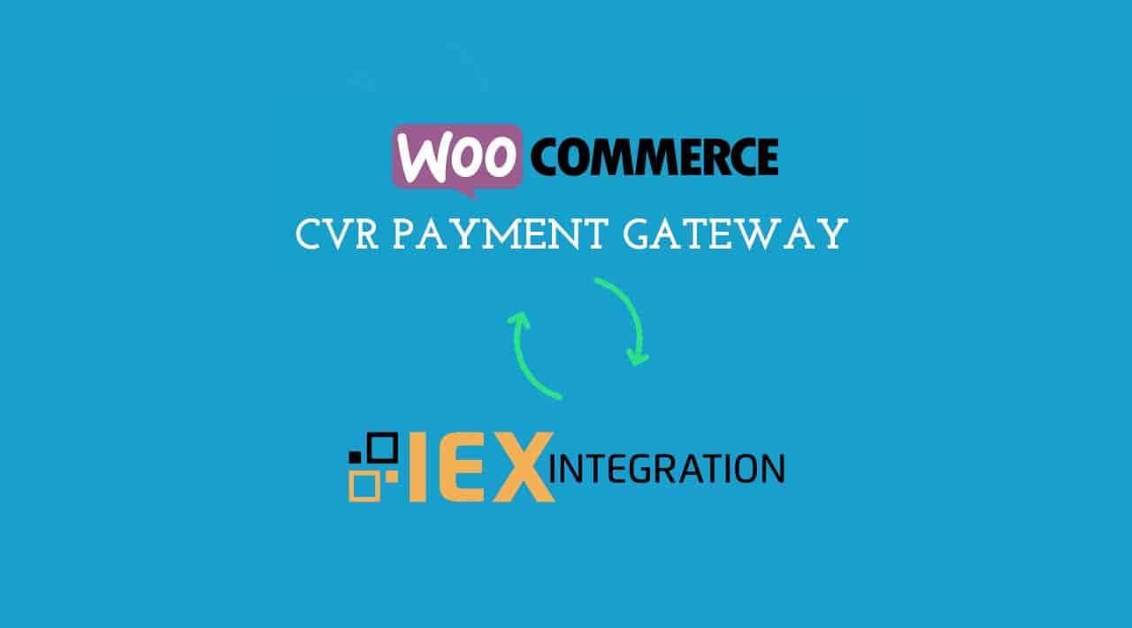 CVR Betalinger til WooCommerce